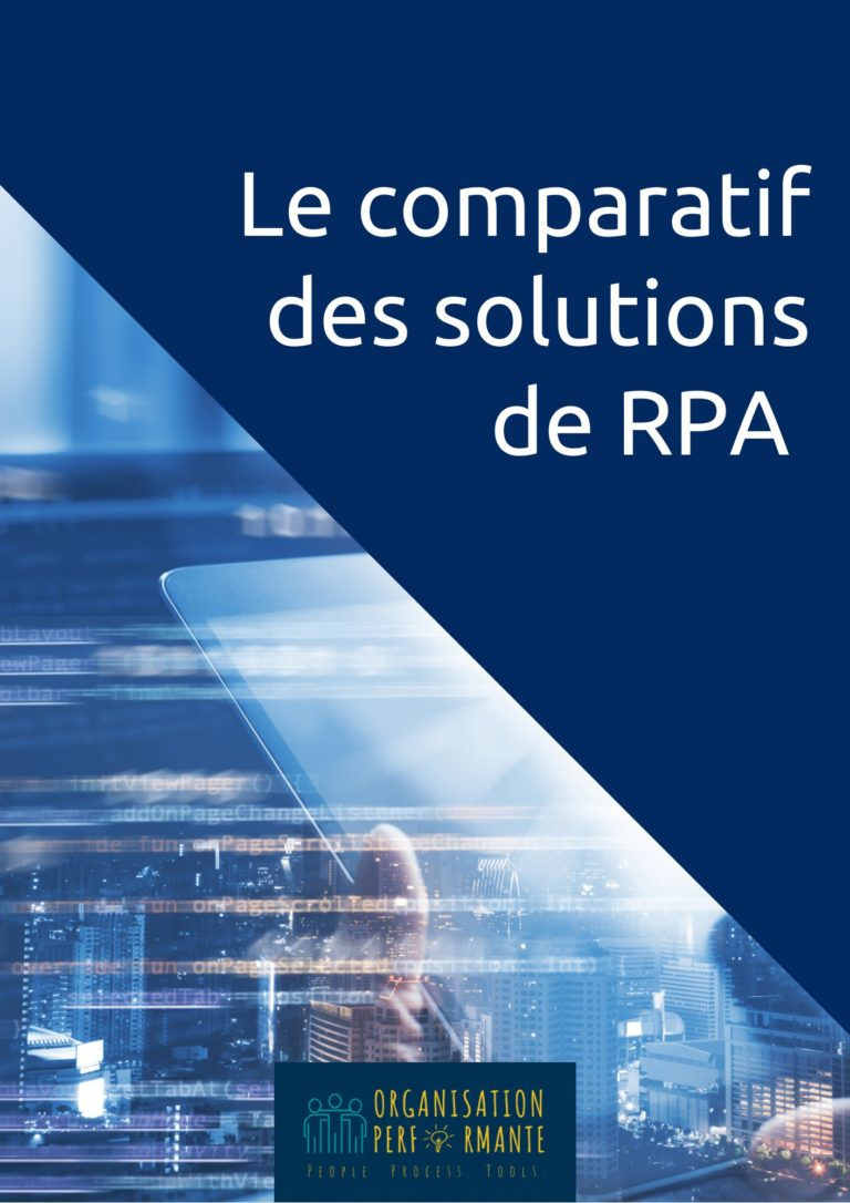 Livre blanc solutions RPA